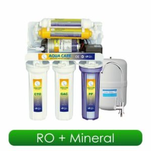 aqua care 6 stage water filter